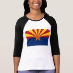 Arizona State Flag Tee Shirts
