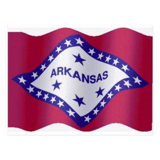 Arkansas Pride - State Postcard