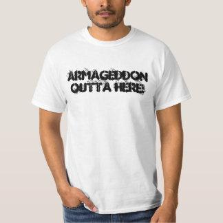 Armageddon Outta Here! Tshirt