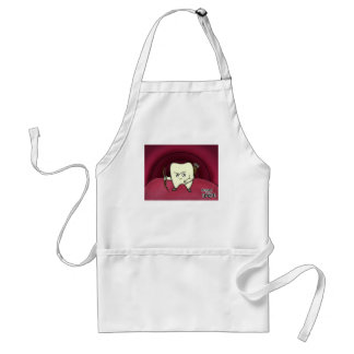 Armed to the teeth standard apron