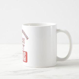 Army genius basic white mug