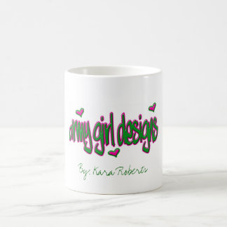 Army Girl Designs Mug