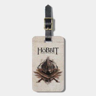 Army Of Orcs Weaponry Travel Bag Tag