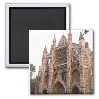 Around Britain,    Canterbury Cathedral Square Magnet