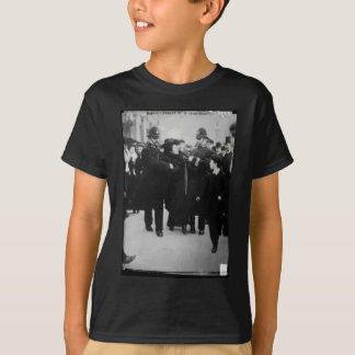 Arrest of a Suffragette in London England c 1910 Tshirt
