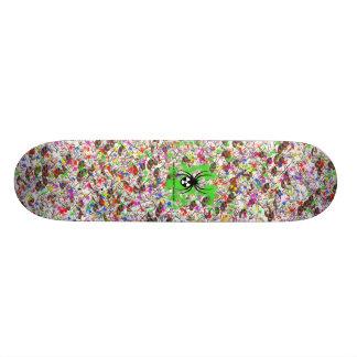 """""""Art Project"""" Skateboard"""