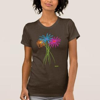 Art T-Shirt: Bunch of Flowers T Shirt