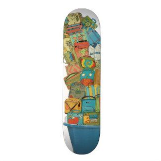 Art Walk 2015 Skate Deck