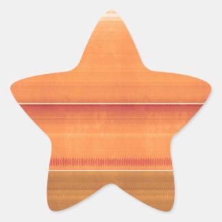 ArtistIC  UNIQUE Golden Pattern Lowprice NVN294 Star Sticker