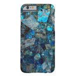 Artsy Labradorite Abstract Gems iPhone 6 Case