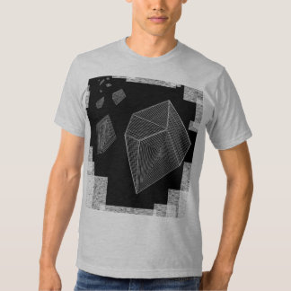 Asteroid Invade Shirts