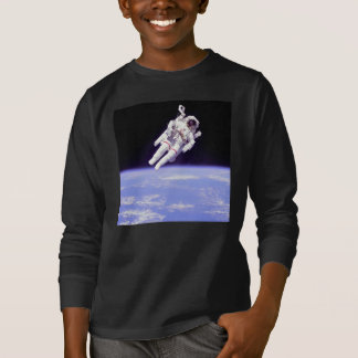 Astronaut in Space Shirt