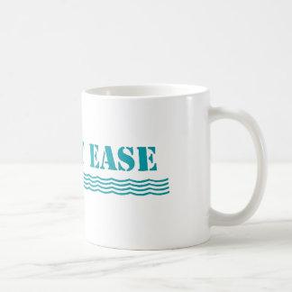 """At Ease"" custom mug"