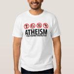 Atheism: A Non-Prophet Organisation Shirt