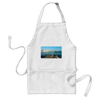 Atlantic scenery standard apron