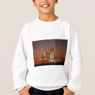 Atlantis awaiting the mission into space tshirts