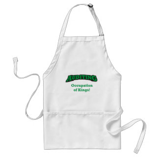 Auditing / Kings Standard Apron