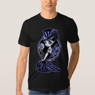 """Audrey"" Gothic Victorian Fairy T-Shirt"