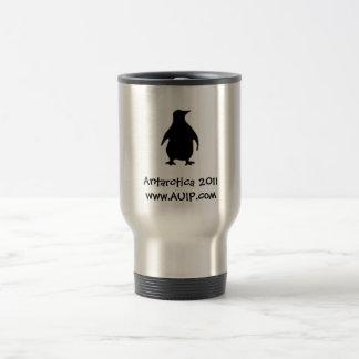 AUIP Antarctica travel mug