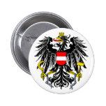Austria Coat of Arms Button