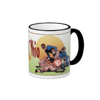 Autumn in Ohio Ringer Mug