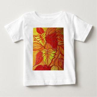 autumn leaves shirt