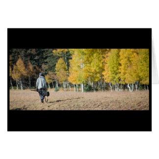Autumn on the Kiabab Plateau Note Card