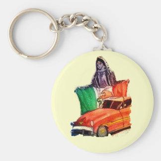Ave Maria Keychain by Locker 32