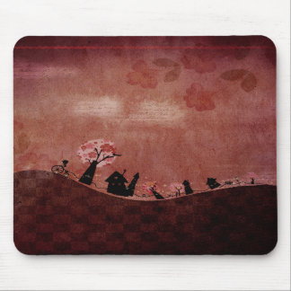 Away from here - Mousepad