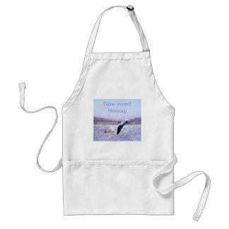Baby boy standard apron
