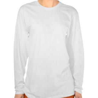 Baby Doll White Hoodie T Shirt