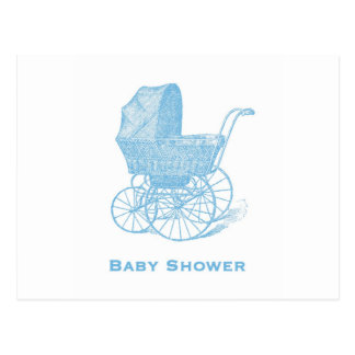 Baby Shower Invitation Postcard