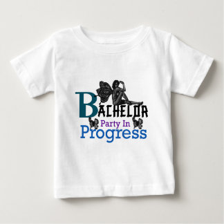 Bachelor party In Progress Tshirt