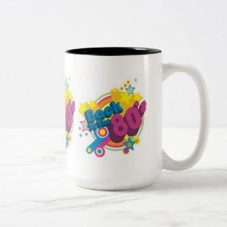 Back To The 80's Retro 80's Mug