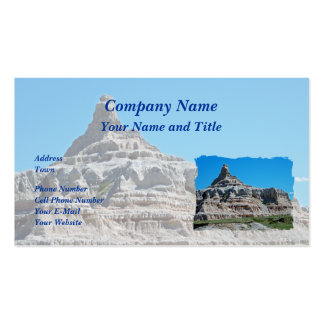 Badlands National Park, South Dakota Pack Of Standard Business Cards