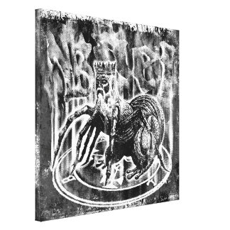 Bael Wrapped Canvas Stretched Canvas Print