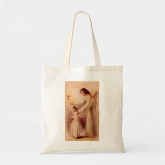 Bag: My Heart Perceives You Budget Tote Bag