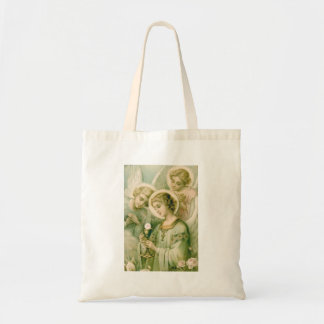 Bag: My Soul Rends the Veil Budget Tote Bag