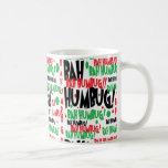 bahumbug basic white mug
