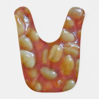 Baked Beans Baby Bib