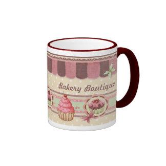Bakery Boutique Patisserie Mug