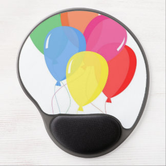 Balloon Party Gel Mouse Pad
