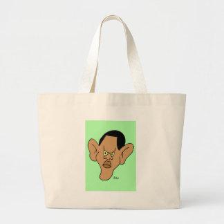 Barack Hussein Obama Jumbo Tote Bag