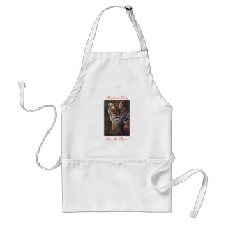 Barbecue Day, Save the Tiger Standard Apron