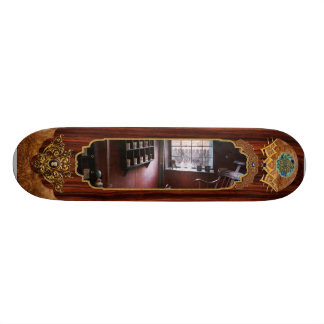 Barber - The country barber Skate Deck
