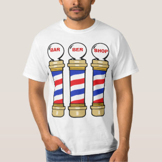 Barbershop T Shirt