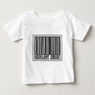Barcode Oncology Nurse Shirt