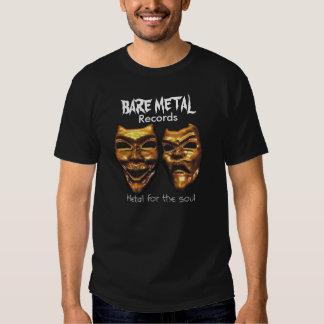Bare Metal Records C&T shirt