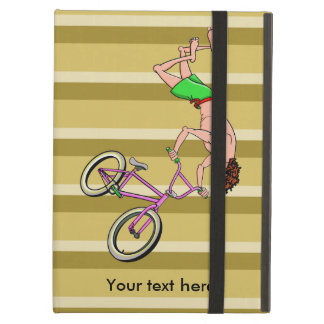 Barefoot BMX Ride Air Time Case For iPad Air