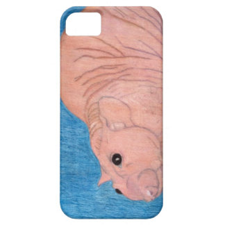 Barney, The Hairless Rat Barely There iPhone 5 Case